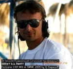 Dj KIRILOFF - LIVE at SWMC 2009 mix
