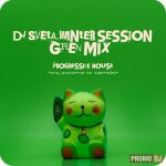 Dj Sveta - Winter Session 2010 - Green Mix